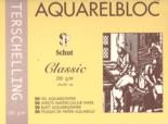 Terschelling aquarelbloc 24x30 cm
