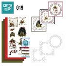 STDO019 Stitch and Do 19 - Snowy Detail
