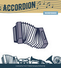 MUSD10003 Snijmal Music serie - Accordeon