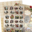 ADMIN10003 3d set mini's en labels Oud Hollands Amy Design