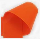 305015 Oranje grosgrain 10 mm