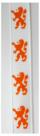 340010a wit lint met oranje print