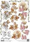 CD10644 Knipvel baby Amy Design