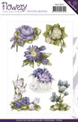PMCS10011 Clearstamps Flowery Collection Precious Marieke