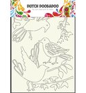 470.715.807 Dutch Doobadoo stencil art Birds