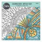 661530 Sizzix kleurboek - Artfully Edgy - Jen Long