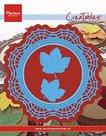 LR0430 Creatables snijmllen Leaf Doily Marianne Design