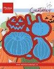 LR0431 Creatables snijmallen Tiny's Pumpkins