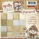 YCPP10010 Paperpack Holly Jolly Christmas Yvonne Creations