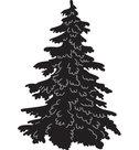 CR1224 Craftables snijmal Christmas Tree