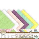 YC-SC-10012 Linnenpakket - Scrap - Yvonne Creations - Spring-tastic