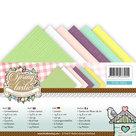 YC-A5-10012 Linnenpakket - A5 - Yvonne Creations - Spring-tastic