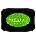 Stazon stempelinkt Cactus Green
