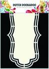 Dutch Doobadoo Dutch Shape Art frames etiket A5 470.713.141
