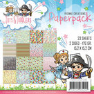 YCCPP10012 Paperpack - Yvonne Creations - Tots and Toddlers