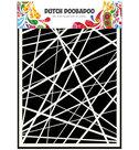 470.715.105 Dutch Doobadoo Mask Art Stripes