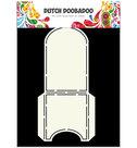 470.713.036 Dutch Doobadoo Box Art A5 Teabag