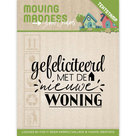 YCCS10032 Clear stempel Yvonne Creations Moving Madness