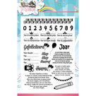 YCCS10031 Clear stempel Yvonne Creations Tots and Toddlers