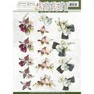 cd10854 3D Knipvel - Precious Marieke - Fantastic Flowers - Orchid