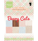 PK9145 Pretty Papers bloc Beary Cute