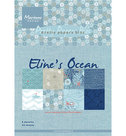 PB7052 Pretty Papers bloc Eline's Ocean