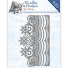 ADD10111 Die - Amy Design - The feeling of Christmas - Ice crystal border