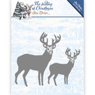 ADD10115 Die - Amy Design - The feeling of Christmas - Christmas reindeers