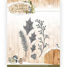 PM10103 Snijmal Precious Marieke - The nature of Christmas - Florals