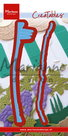 LR0482 Creatables stencil horizon Tuscany