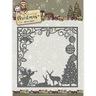 YCD10115-Snijmal-Celebrating-Christmas-vierkant-frame