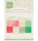 PB7053 Pretty Papers Berry Christmas