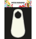 470.713.038 Dutch Doobadoo Box Art Door Label