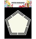 470.713.151 Dutch Shape Art Pentagon A5