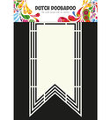 470.713.156 Dutch Doobadoo Shape Art Vlag XL
