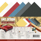 AD-4K-10010 Linnenpakket - 4K - Amy Design - Vintage Vehicles
