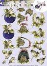 CD10541 Knipvel - Precious Marieke - vogels