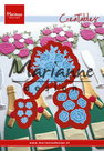 Creatables snijmal Bridal Bouquet Marianne