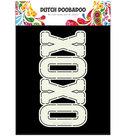 Doobadoo Card Art Xoxo