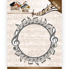 ADD10134 Snijmal Amy Design Sounds of Music - Music Circle