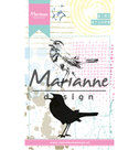 MM1619 Cling stamp Tiny's birds 2
