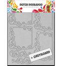 Dutch Doobadoo Greyboard 492.50.0002 - Frames Squares