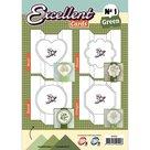 EXCC01 Boek Excellent Cards - 01