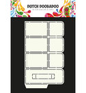 470.713.047 -Dutch Doobadoo Box Art Popup Box