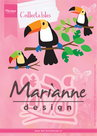 COL1457 Collectables Eline's toucan