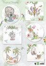 EWK1260 knipvel Els tropical dreams