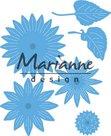 LR0545 Marianne D Creatables Zonnebloem