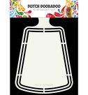 470.713.167 Dutch Doobadoo Shape Art Cheese Board