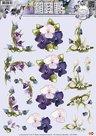 CD10356 3D Knipvel - Precious Marieke - Bloemen