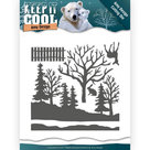 ADD10160 Snijmallen Amy Design Keep it Cool - Cool Forest